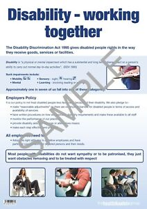 Disability Poster (A2)