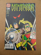 Batman & Robin Adventures (TV) 11 . Man - Bat App . DC 1996 . FN / VF