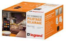 KIT CONNECTE MY HOME PLAY- ECLAIRAGE CELIANE TITANE 067616