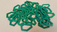 40 x SCALEXTRIC TRACK WEDGES / SUPPORTS FOR CLASSIC TRACK