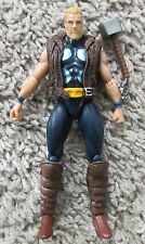 "MARVEL UNIVERSE THOR AVENGERS RARE 3.75"" INCH INFINITE LEGENDS 3"