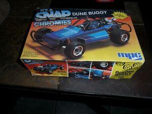 Dune Buggy SNAP Model Kit CHROMIES 1/32 Scale Molded Vintage AMT ERTL w/ Box i