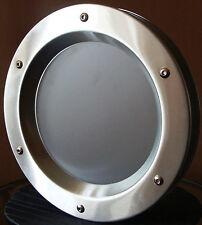 PORTHOLE FOR DOORS phi 350 mm. Lovely. New.