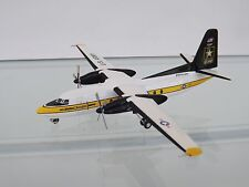 """Herpa 557177 1:200 US Army Parachute Team """"The Golden Knights"""" Fokker C-31A NEU"""
