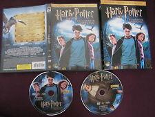 Harry Potter 3 et le prisonnier d'Azkaban de Alfonso Cuaron, 2DVD, Aventure