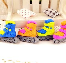 Cool Skating Shoe Eraser Rubber Pencil Stationery Cute Child Gift 1pc