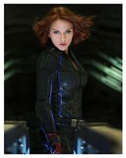 *Black Widow* SCARLETT JOHANSSON *(The Avengers/Capt America) 8x10 Glossy Print*