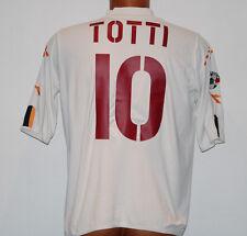 MAGLIA ROMA TOTTI 2003 2004 diadora jersey away shirt MAZDA KAPPA no MATCH WORN