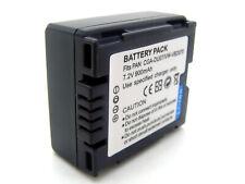 Battery for Panasonic NV-GS150 NV-GS158 NV-GS180 NV-GS188 NV-GS200 NV-GS230