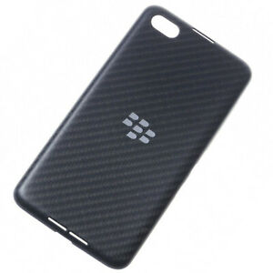 Battery cover for Blackberry Z30 carbon rear housing shell back ASY-53961-010