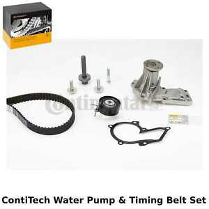ContiTech Water Pump & Timing Belt Kit (Engine, Cooling)- CT881WP3 -OE Quality