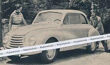DKW 3-Zylinder - Auto Union - um 1955 oder früher (?) - RAR        J 20-10