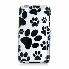 Design Crystal Hard Case für iPod Touch 4th Gen-Hund Pfote