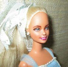 Barbie Ponytail Ballerina Doll Repaint Custom Art Face Remake Ooak Jl Biel #39