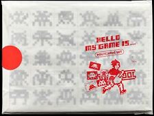 Space Invader Postcards Postcard Set of 15 HELLO MY GAME IS Paris Repetition