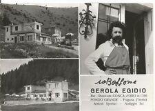 190139 TRENTO FOLGARIA - FONDO GRANDE - RISTORANTE CONCA D'ORO Cartolina FOTOGR.