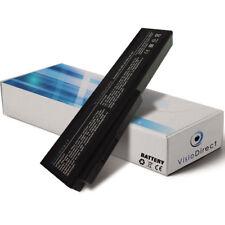 Batterie pour ASUS N61J N61JV M60J N53J N61VG X64JV 4400mAh 11.1V
