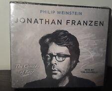 Jonathan Franzen: The Comedy of Rage by Philip Weinstein (2015, CD, Unabridged)
