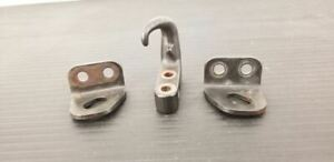 95-04 Toyota Tacoma Front Tow Hook Set Assembly 3PC OEM 51961-35051