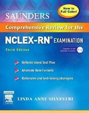 Saunders Comprehensive Review for the NCLEX-RN (R) Examination Full Color