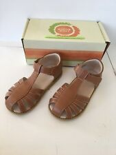 Livie and Luca girls tan Paz shoes sandals size 1 Youth new