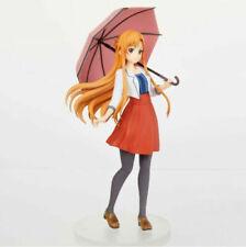 Anime Sword Art Online Yuuki Asuna Umbrella Casual clothes PVC Figure New No Box