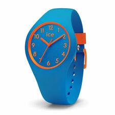 Ice-Watch Ice Ola Kids Robot Blau Jungenuhr Silikonarmband 014428 Modeschmuck