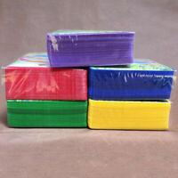 100X Double Side Cover Storage Case Plastic Bag Sleeve Holder CD DVD Disc 2 L3G1