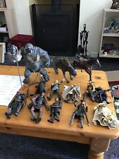 Lord Of The Rings Toybiz Action Figures Joblot Inc Horse And Large Monster
