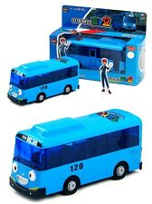 "TAYO The Little Bus DIECAST Metel Toy 5 "" TAYO Version Full Back Gear WHA63"