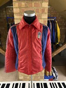 Retro Gas Jacket, Pit Lane Ski Size Large