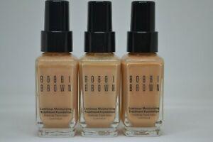 Bobbi Brown Luminous Moisturizing Treatment Foundation 1fl.oz/30ml~choose shade~