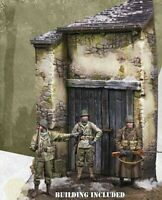 1/35 Scale WWII American US Soldiers Normandy WW2 Figures Resin Model Kit