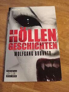 Höllengeschichten Wolfgang Brunner Redrum Verlag