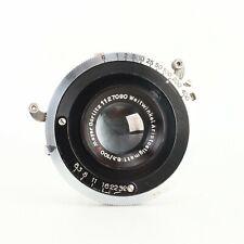- Meyer Gorlitz Weltwinkel Aristostigmat 100mm f6.3 Lens, Needs Service
