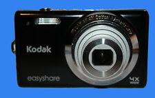KODAK EASYSHARE M522 14.0 MP DIGITAL CAMERA - BLACK - FAULTY - UK STOCK