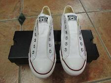 Converse Chucks All Star As Slip Größe 38 Optical White Modell 1V018 Neu Sneaker