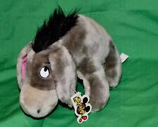 Disney Park Eeyore Retired Plush Toy New Disney Winnie Pooh Eeyore Collectible