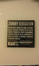 COMPILATION - ZOMBY DEDICATION - DIGIPACK  CD
