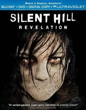 Silent Hill Revelation 0025192159565 With Adelaide Clemens Blu-ray Region a