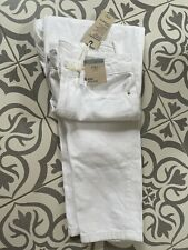 Marks and spencer M&S mom jeans white size 8 regular