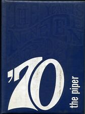 1970 Piper - Etna (PA) High School Yearbook