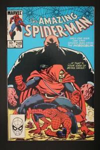 Amazing Spider-Man #249 - NEAR MINT 9.8 NM - MARVEL Comics
