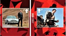 GB 2020 James Bond 007 Booklet Adhesive Stamps Mint Issued: 17/03/20