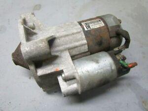 Peugeot 307 Cc (3B) 2.0 16V Starter 9656317680 Orig