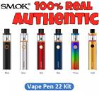 **Holiday Special** Authentic Smok VAPE-PEN 22 Full Starter Kit 1650mAh Battery
