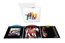"""Abba – el álbum-Los Singles 7"""" caja numerada Color Vinilo Lp Nuevo!"""