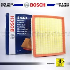 BOSCH AIR FILTER FOR BMW 1 1.5 1.6 2.0 - 2 2.0 - 3 2.0 - 4 2.0 S0374 GENUINE