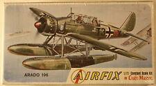 Germany Arado Ar 196 Floatplane 1/72 Airplane Model Kit