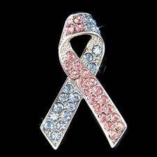 with Swarovski Crystal Ribbon Brooch Pregnancy Infant Loss Sids Miscarriage made